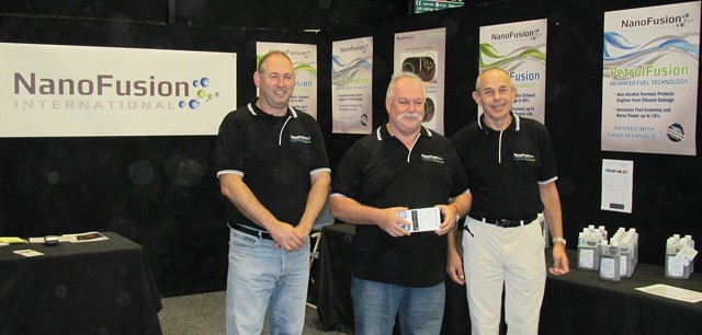 DieselFusion at New Zealand National Agricultural Fieldays