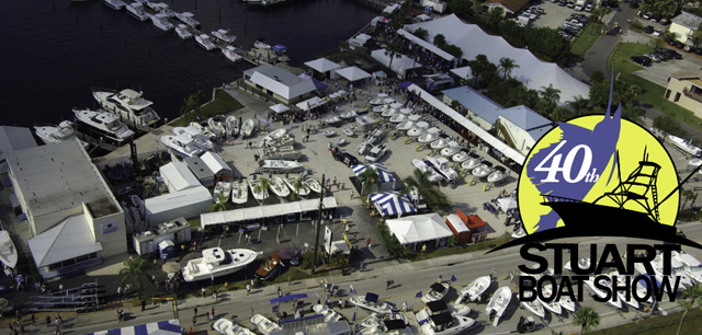 Come See Us at The 40th Annual Stuart Boat Show